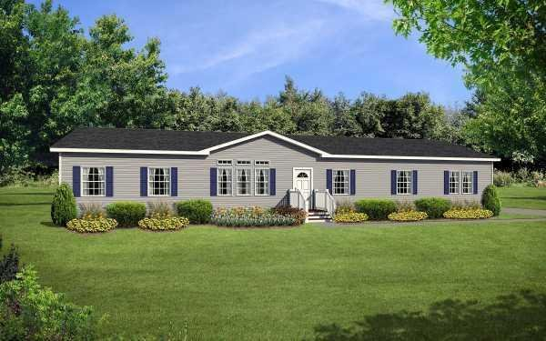 Dutch Housing Dutch 3277 - Holston Mobile Home Model in undefined