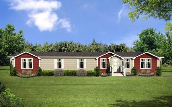 Dutch Housing Diamond 2880 201 Mobile Home Model in undefined