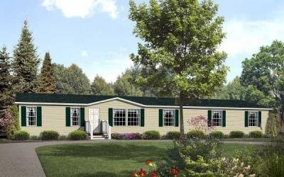 Dutch Housing Diamond 3280 201 Mobile Home Model