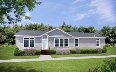 Fortune Homes Gold Star 3272 203 Mobile Home Model in undefined