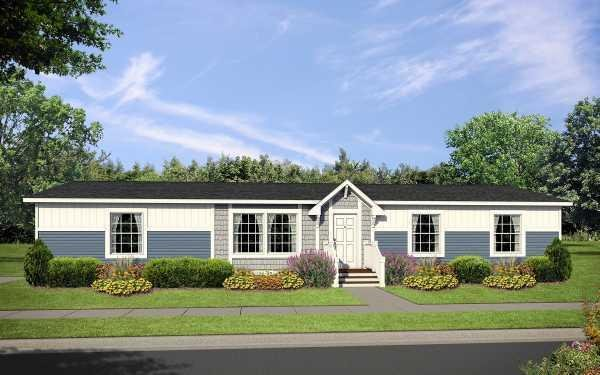 Redman Homes Advantage 2868 203 Mobile Home Model in undefined