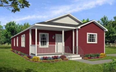 Redman Homes New Moon A-76453 Mobile Home Model