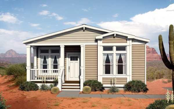 Champion Homes American Freedom 2858 Mobile Home Model in undefined