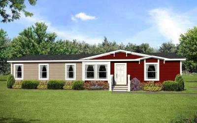 Highland Manufacturing Prairie View 3260 Mobile Home Model in undefined