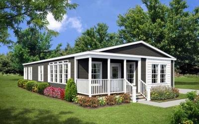 Redman Homes Northwood A-25610 Mobile Home Model