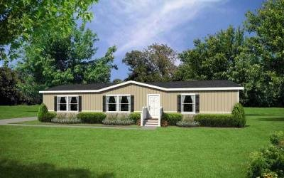 Redman Homes Creekside Manor 4603B Mobile Home Model