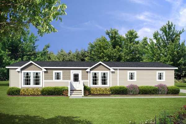 Atlantic Homes Essentials A26202 Mobile Home Model in undefined