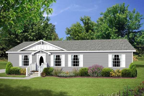 Atlantic Homes Essentials E25211 Mobile Home Model in undefined