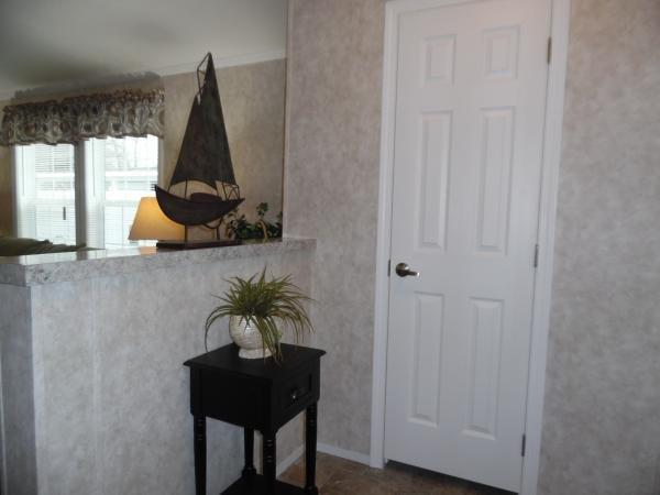 Foyer with Coat Closet