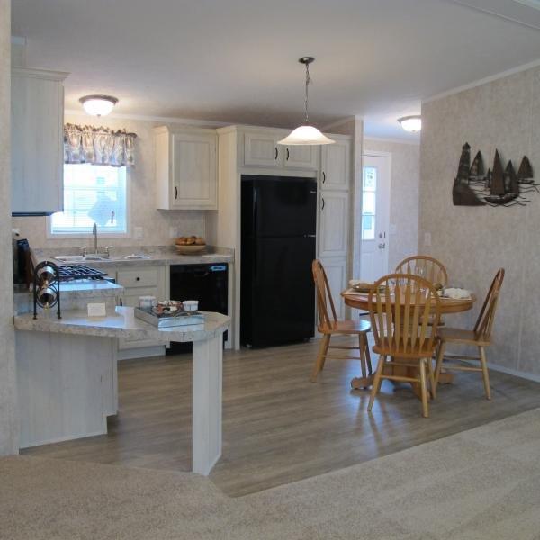 Stunning Kitchen/Dining Area