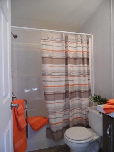 Second Bathroom with Tub