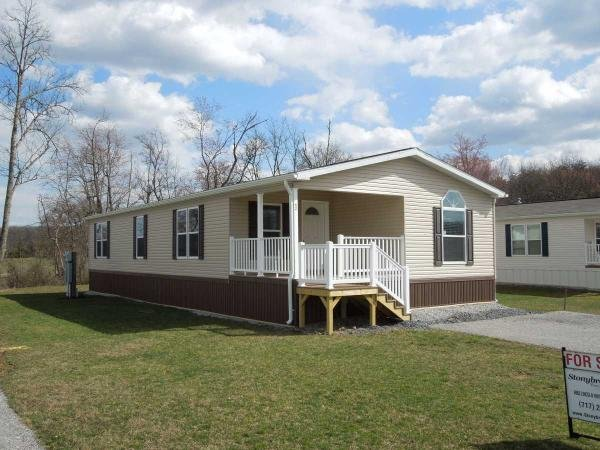 2016 Pine Grove G-240 Custom Manufactured Home