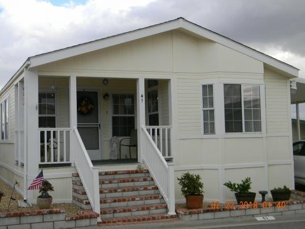 1994 Silvercrest Westwood Mobile Home