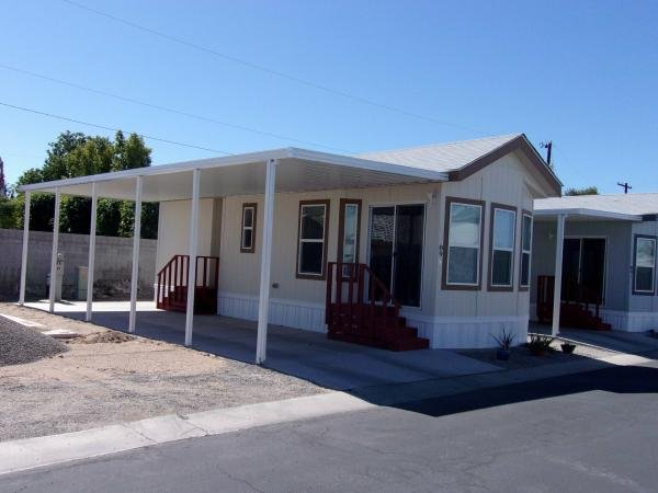 Senior Retirement Living - Cavco Mobile Home For Sale in ...