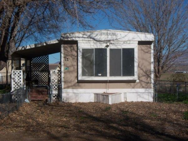 Mobile Home at 1600 E. Highway 70 Sp. 12, Safford, AZ