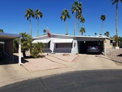 Mobile Home at 3300 East Broadway Road #112 Mesa, AZ 85204