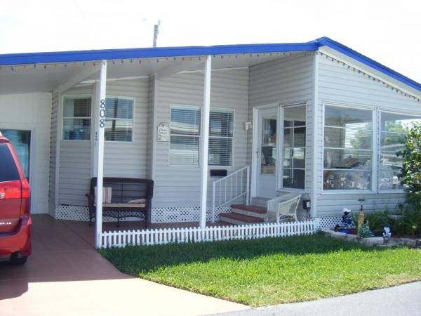1991 Palm Harbor Mobile Home