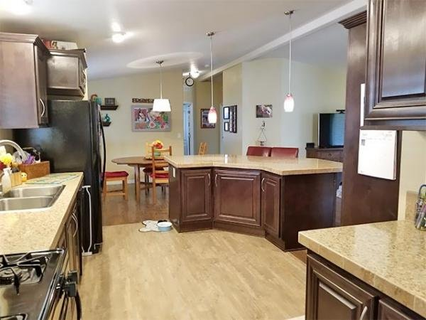 2014 Skyline Homes Inc Amber Cove Premier Manufactured Home