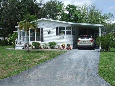 Mobile Home at 459 Bimini Cay Circle Vero Beach, FL 32966