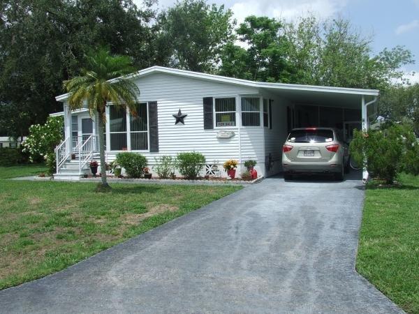 Mobile Home at 459 Bimini Cay Circle, Vero Beach, FL