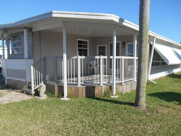 Mobile Home at 27 Channel Lane , Fort Myers, FL