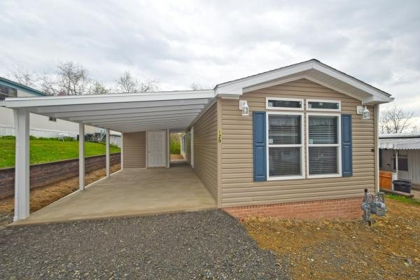 Mobile Home at 129 Sheffield Drive, Delmont, PA
