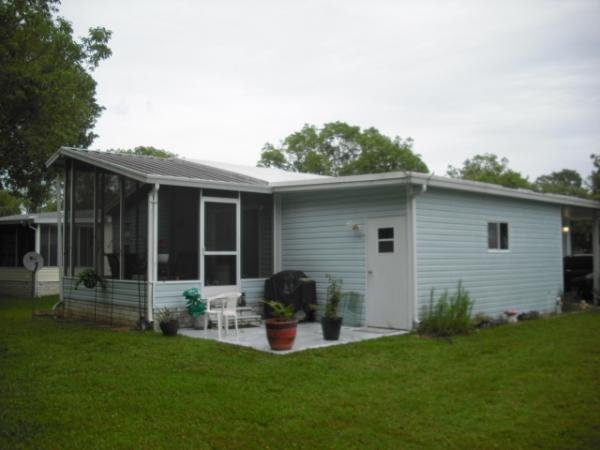 Senior Retirement Living 1994 Palm Manufactured Home For