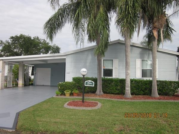 Mobile Home at 1360 Champion Drive #622, Lakeland, FL