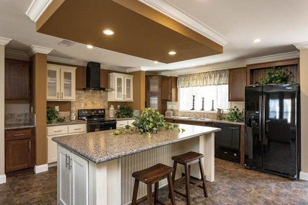 Homes of Merit The Cedarbrooke - C0603B Mobile Home Model in undefined