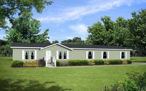 Champion Homes Commonwealth 206 Mobile Home Model in undefined