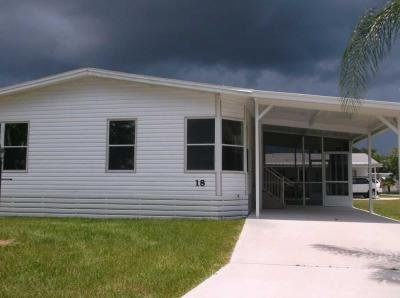 Mobile Home at 18 Antigua Port Saint Lucie, FL 34952