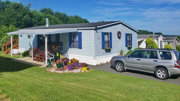 Mobile Home at 320 Ashford Lane, Hereford, PA