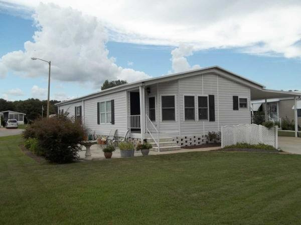1990 Liberty Atlantis Manufactured Home