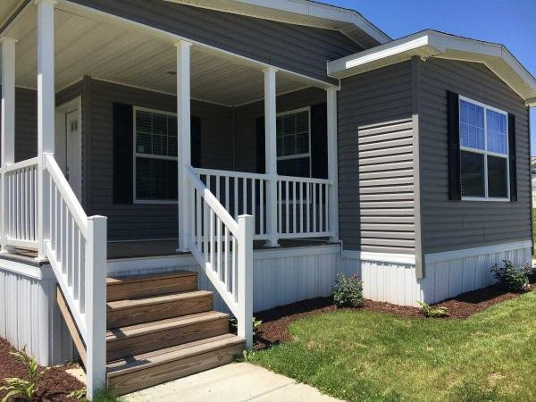 Mobile Home at 14980 Sprucevale Rd  #226, East Liverpool, OH