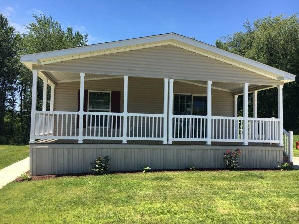 Mobile Home at 14980 Sprucevale Rd  #224, East Liverpool, OH