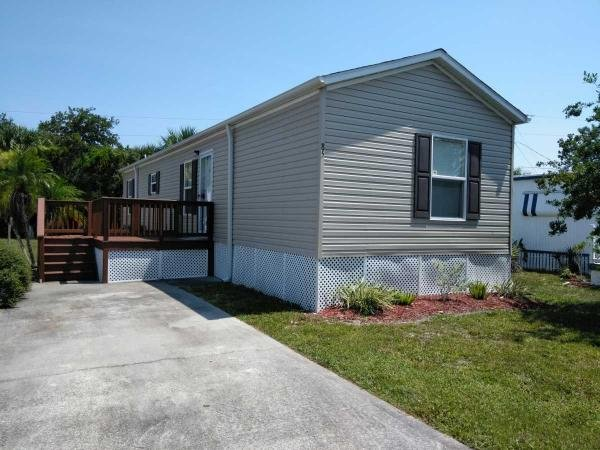 Photo 1 of 2 of home located at 85 Mark Allen Dr Sebastian, FL 32958