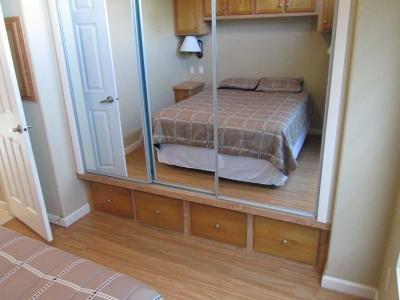 Bedroom Closet Storage