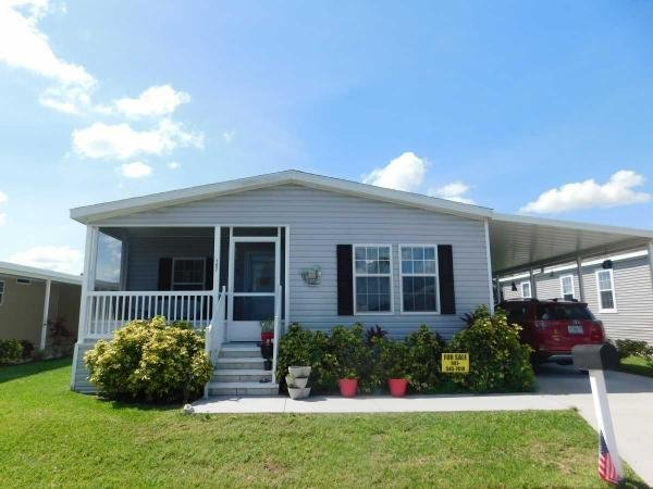 Mobile Home at 107 Holland St, Ellenton, FL