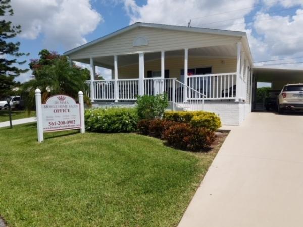 Mobile Home at 4301 Royal Manor Blvd #128, Boynton Beach, FL
