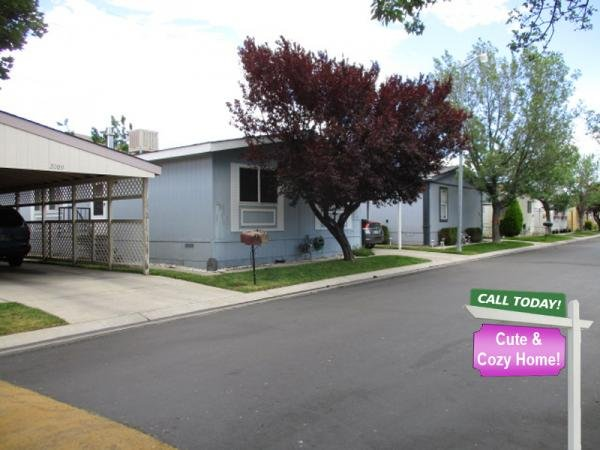 Carson City, NV Senior Retirement Living Manufactured and Mobile