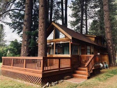 Mobile Home at 25615 Cold Springs Rd Camp Sherman, OR 97730