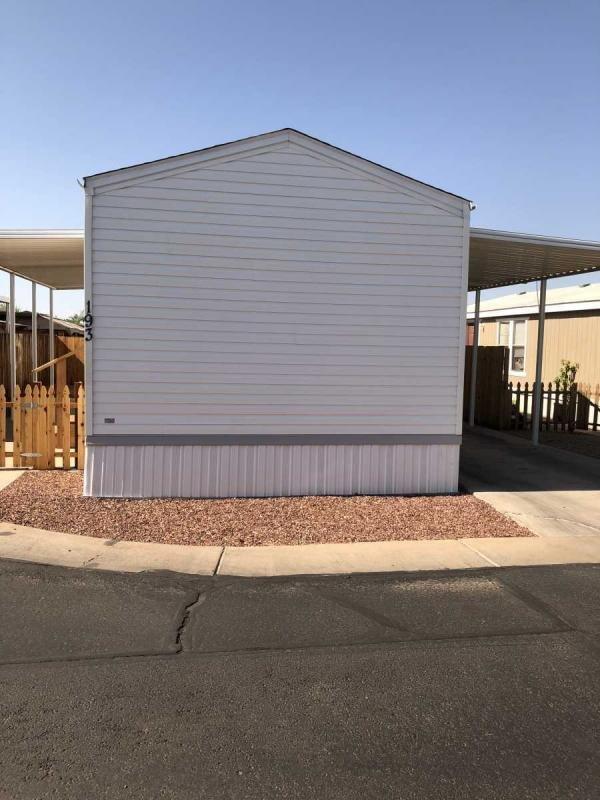 Mobile Home at 8427  Glendale Ave Lot # 193, Glendale, AZ