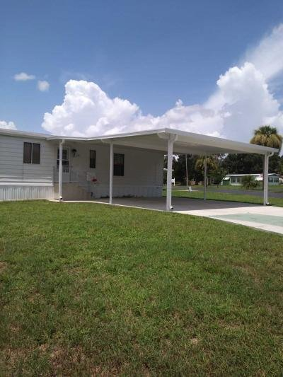 Mobile Home at 196 Rainbow LN W Dundee, FL 33838