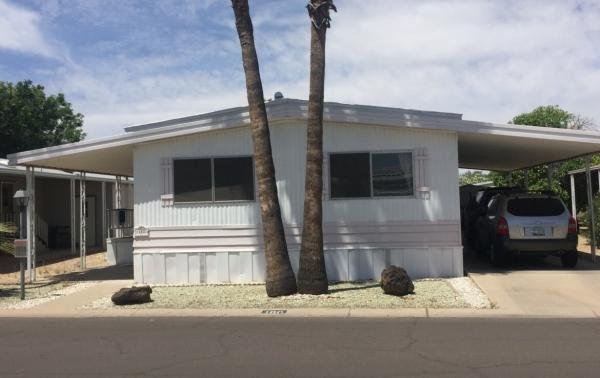 Mobile Home at 11411 North 91st Avenue Lot 180, Peoria, AZ