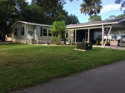 Mobile Home at 25331 NE 139th Street Salt Springs, FL 32134