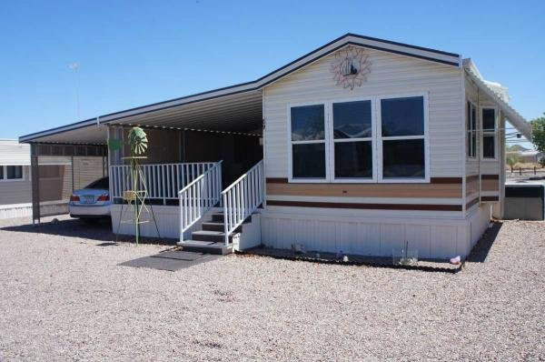 Mobile Home at 770 N Mountain View Resort D89, Quartzsite, AZ