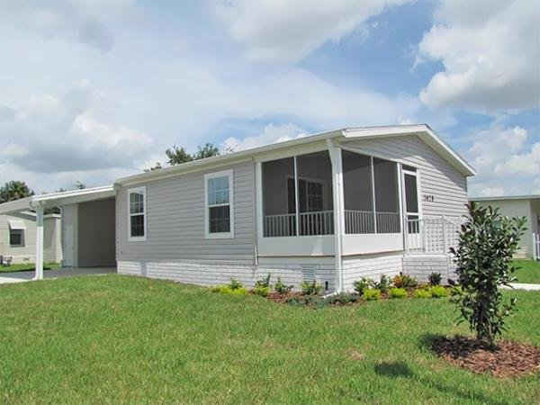 Mobile Home at 3678 COCONUT PALM CIRCLE, Oviedo, FL