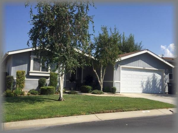 Calimesa, CA Senior Retirement Living Manufactured and Mobile Homes