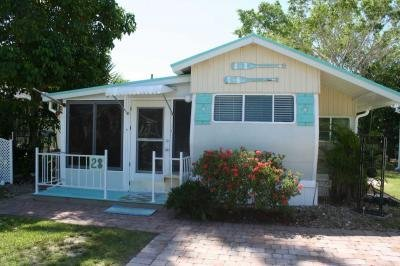 Mobile Home at 1119 Periwinkle Way 2W Street Lot 28 Sanibel, FL 33957
