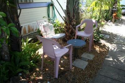 Shady Seating